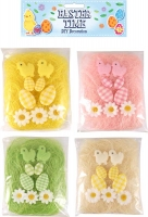 Wholesalers of Easter Decoration Diy 10 Pc Set Pk4 toys image