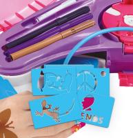 Wholesalers of Easy Tat2 Airbrush Body Art Studio toys image 5
