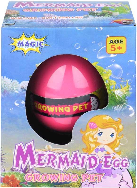 Wholesalers of Egg Growing Mermaid 4 Cols 6 Asst toys