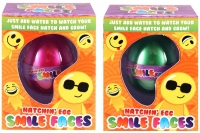 Wholesalers of Egg Growing Smile Face Man 6 Asst toys image 3