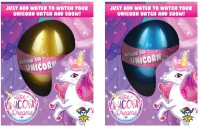 Wholesalers of Egg Growing Unicorn 4 Cols 6 Asst toys image 2