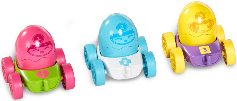 Wholesalers of Egg Racers Asst toys