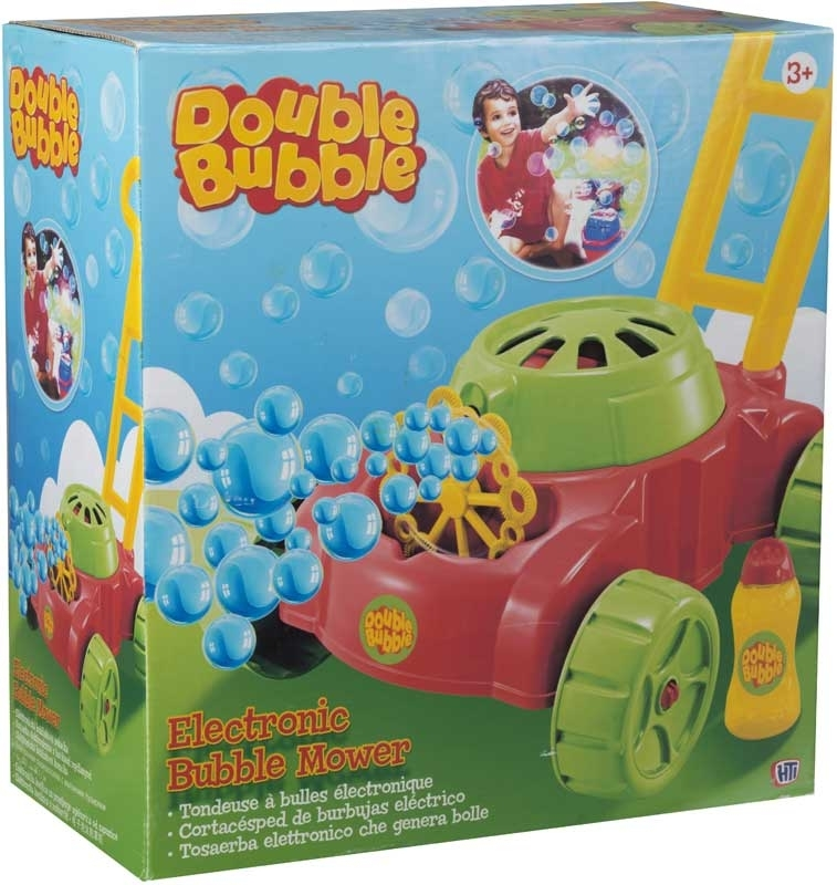 Wholesalers of Electronic Bubble Mower toys
