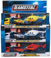 Wholesalers of Emergency Heli Transporter Asst toys image