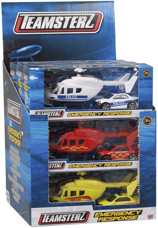 Wholesalers of Emergency Response toys
