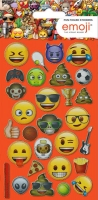 Wholesalers of Emoji Boy Stickers toys image