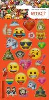 Wholesalers of Emoji Girl Stickers toys image