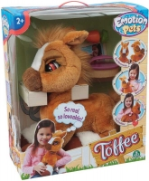 Wholesalers of Emotion Pets - Toffee The Pony toys image