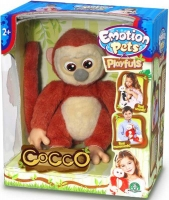 Wholesalers of Emotion Pets Monkey toys image
