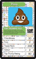 Wholesalers of Top Trumps - Emotis Top 30 toys image 3
