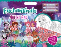 Wholesalers of Enchantimals Artist Pad toys image