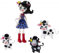 Wholesalers of Enchantimals Cambrie Cow With Ricotta & Family toys image 5
