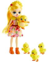 Wholesalers of Enchantimals Dinah Duck Doll With Slosh & Family toys image 4