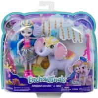 Wholesalers of Enchantimals Ekaterina Elephant toys image