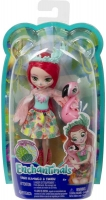 Wholesalers of Enchantimals Fanci Flamingo & Swash Dolls toys image