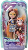 Wholesalers of Enchantimals Felicity Fox And Flick toys image