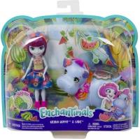 Wholesalers of Enchantimals Hedda Hippo And Lake toys image