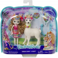 Wholesalers of Enchantimals Lluella Llama toys image