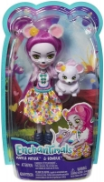 Wholesalers of Enchantimals Mayla Mouse And Fondue toys image