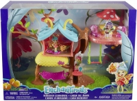Wholesalers of Enchantimals Petal Park Butterfly House toys image
