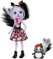 Wholesalers of Enchantimals Sage Skunk And Caper toys image 2
