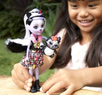 Wholesalers of Enchantimals Sage Skunk And Caper toys image 3