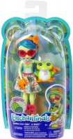 Wholesalers of Enchantimals Tamika Tree Frog & Burst Dolls toys image