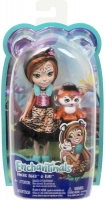 Wholesalers of Enchantimals Tanzie Tiger And Tuft toys image