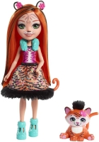 Wholesalers of Enchantimals Tanzie Tiger And Tuft toys image 2