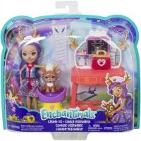 Wholesalers of Enchantimals Themed Pack - Deer Vet Set toys image