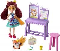 Wholesalers of Enchantimals Themed Pack - Fox Art Set toys image 2