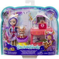 Wholesalers of Enchantimals Themed Pack Asst toys image