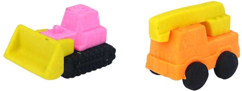 Wholesalers of Eraser Construction toys