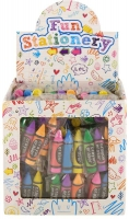 Wholesalers of Eraser Crayons 3 Pc Pack 5cm toys image 3