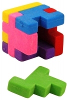 Wholesalers of Eraser Cube 2.7cm toys image 2