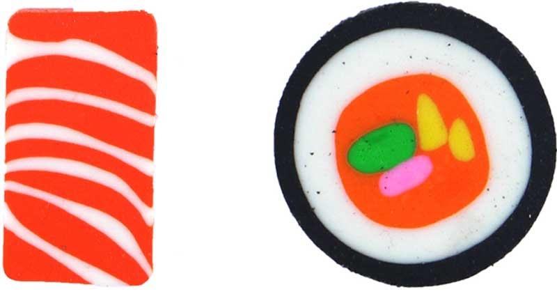 Wholesalers of Eraser Cute Food 2.5 - 3cm toys