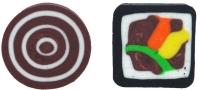 Wholesalers of Eraser Cute Food 2.5 - 3cm toys image 2