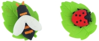 Wholesalers of Eraser Insects toys image