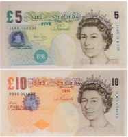 Wholesalers of Eraser Uk Pound Notes 6.8cm X 3.7cm toys image