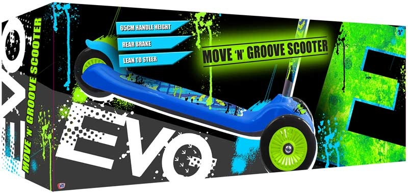 Wholesalers of Evo Boys Move N Groove toys