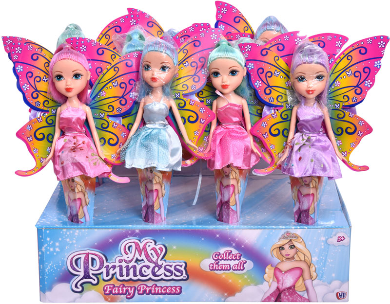 Wholesalers of Fairy Princess  Doll toys