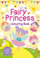 Wholesalers of Fairy Princess Colouring Book toys image