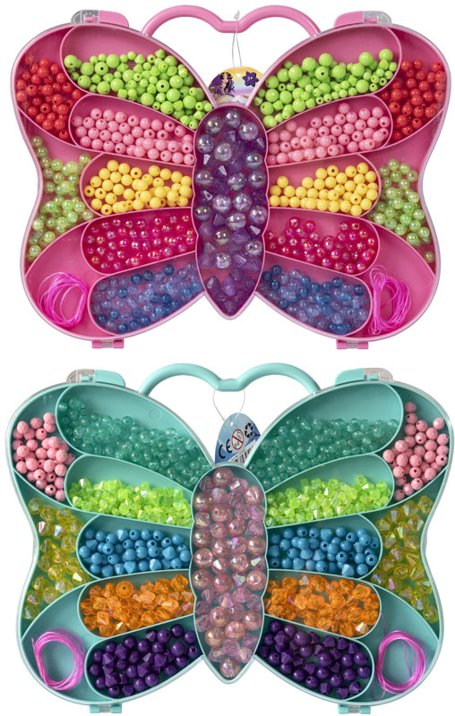 Wholesalers of Fairy Wing Bead Case toys