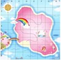 Wholesalers of Fairytale Treasure Map Game toys image
