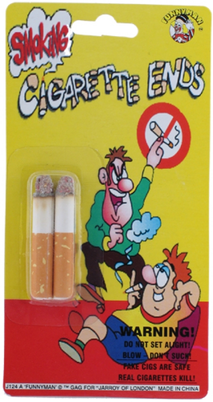 Wholesalers of Fake Cigarette Ends toys