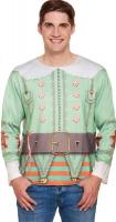 Wholesalers of Fancy Dress Adult Elf Shirt toys image