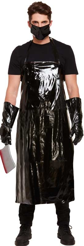 Wholesalers of Fancy Dress Adult Scary Butcher toys