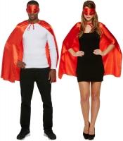 Wholesalers of Fancy Dress Adult Superhero Red toys image