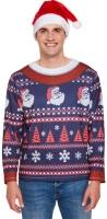 Wholesalers of Fancy Dress Adult Xmas Jumper Shirt toys image