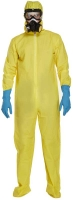 Wholesalers of Fancy Dress Adult Yellow Protective Suit toys image